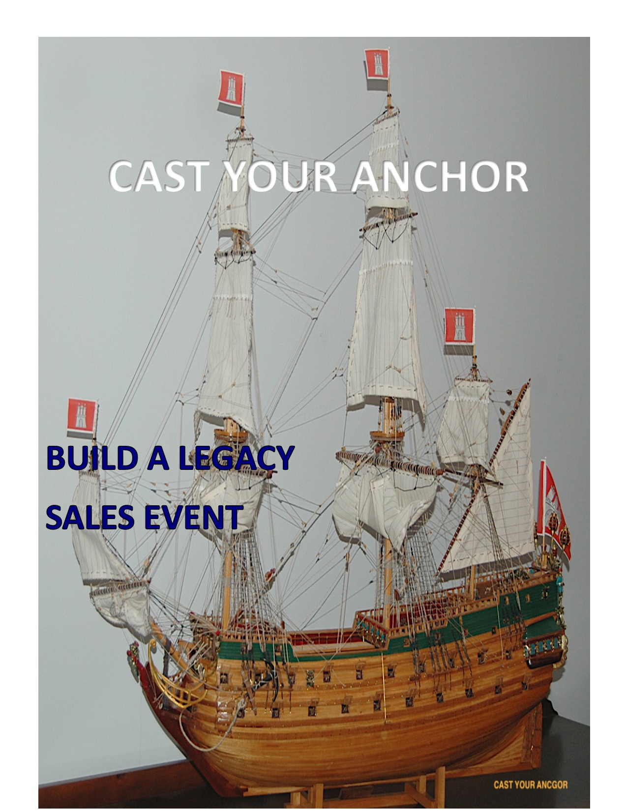 Cast Your Anchor Hobby | Wooden Ship Models and Boats | Model Ship