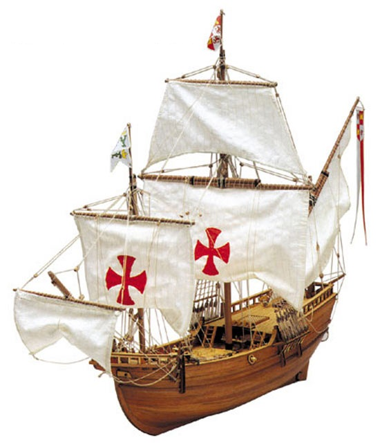 Ship Models Wooden Kits Cast Your Anchor 15th Century