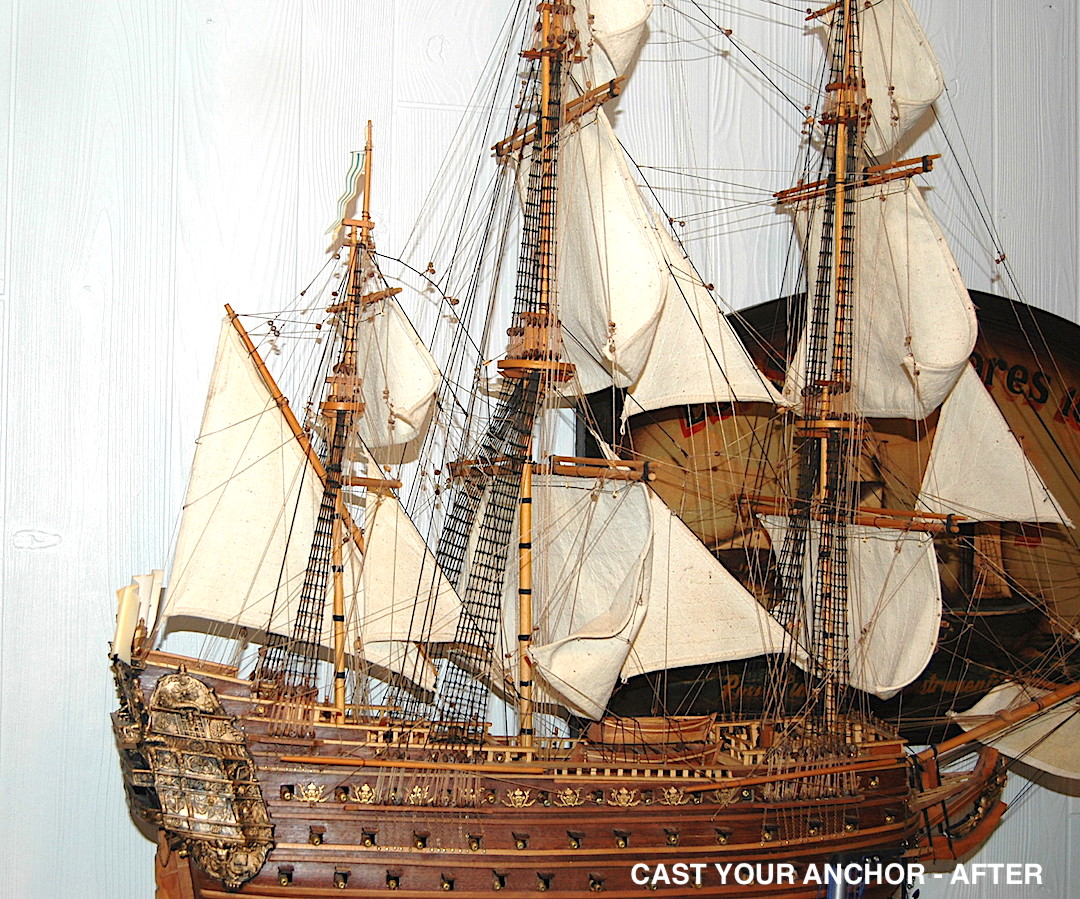 Cast Your Anchor Hobby Wooden Ship Models And Boats Model Ship