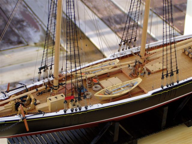 Am1447 Bluenose Ii Cast Your Anchor Hobby