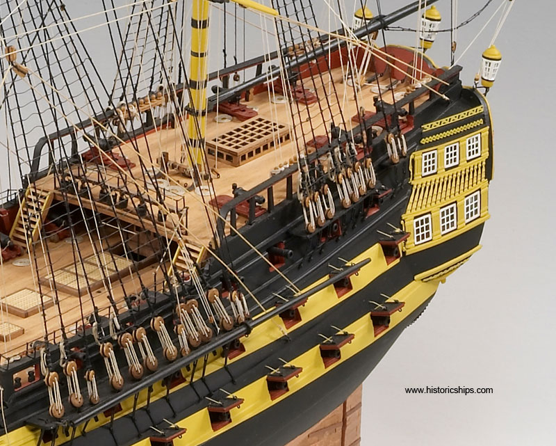 Ship Models Wooden Kits Cast Your Anchor Vanguard Amati