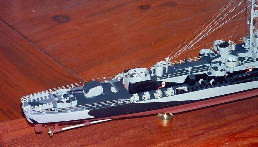 Ship-Models-Wooden-Kits-Cast-Your-Anchor-Blue-Jacket-Samuel ...