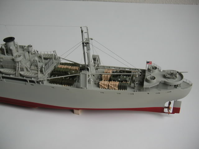 Ship-Models-Wooden-Kits-Cast-Your-Anchor-Blue-Jacket-Liberty-Ship ...