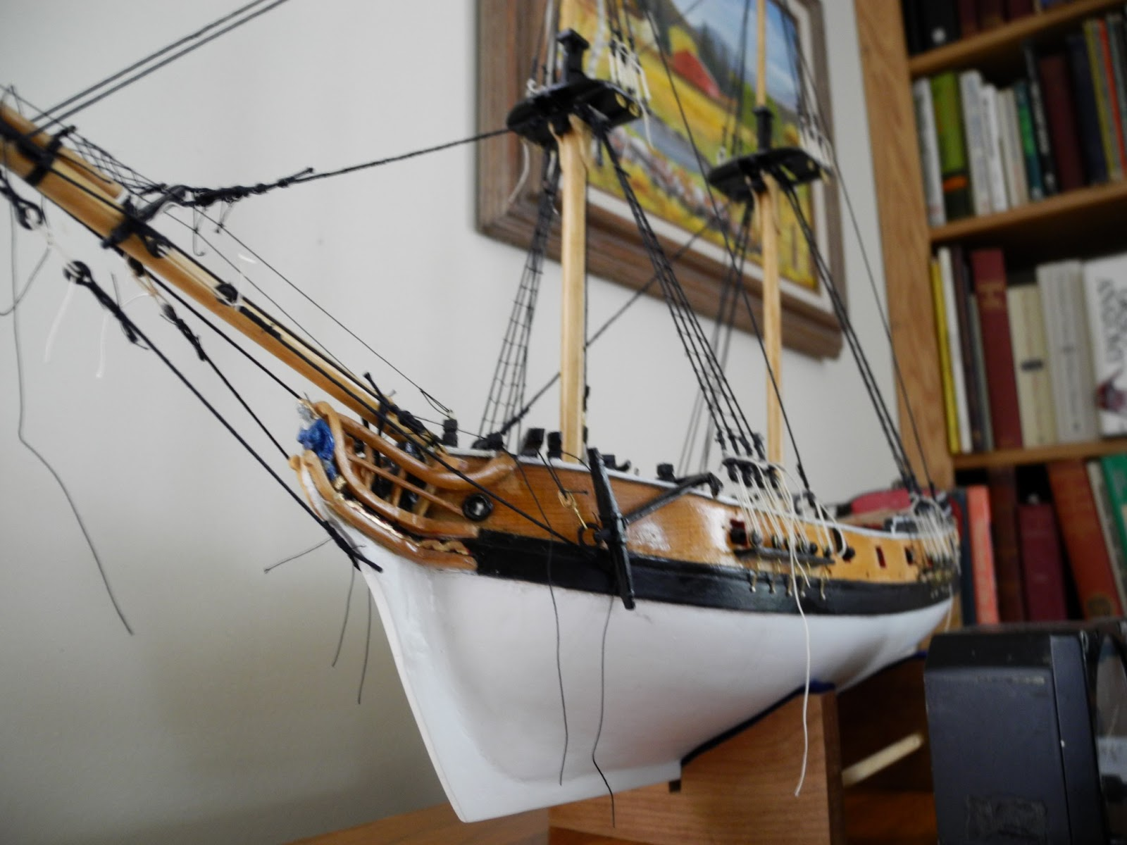 Ship Models Wooden Kits Cast Your Anchor Model Shipways