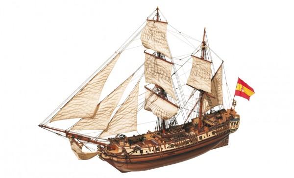Ship Models Wooden Kits Cast Your Anchor Occre La