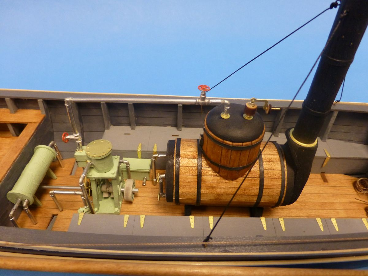 Ship Models Wooden Kits Cast Your Anchor Model Shipways